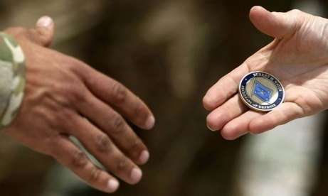 President And Military Challenge Amp Commemorative Coins